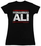 Women's: Muhammad Ali - Run Ali T-Shirt
