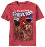 Spiderman - Spiderscene Bluser