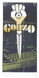 Pure Gonzo Serigraph by  Print Mafia
