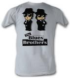Blues Brothers - Blue Avatars Bluser