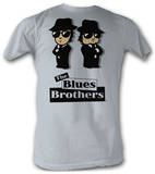 Blues Brothers - Blue Avatars T-shirts