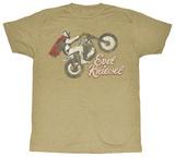 Evel Knievel - Evel Wheelie T-Shirt