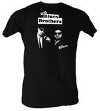 Blues Brothers - Brothers Simple T-Shirt