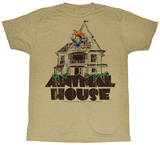 Animal House - Flag Flyer T-shirts