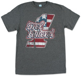Evel Knievel - Logo Tee T-Shirt