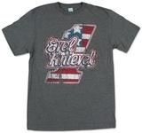 Evel Knievel - Logo Tee Tshirt