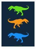 Dinosaur Family 22 Pôsters por  NaxArt
