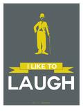 I Like to Laugh 1 Kunstdrucke von  NaxArt
