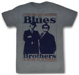 Blues Brothers - World Class Skjorte