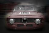 Alfa Romeo GTV Laguna Seca Photographie par  NaxArt
