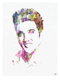 Elvis Presley Posters by  NaxArt