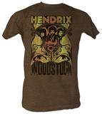 Jimi Hendrix - J Post T-Shirt