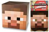 Minecraft - Steve Head Maske