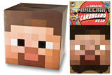Minecraft - Steve Head Máscara