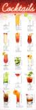Cocktails - german Poster