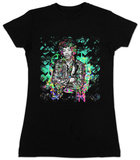 Women's: Jimi Hendrix - Peace Love Jimi T-Shirts