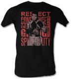 Muhammad Ali - Rcdcgs Black T-Shirt