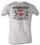 Rocky - Rocky Vs Clubber T-Shirts