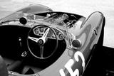 Ferrari Cockpit Foto av  NaxArt