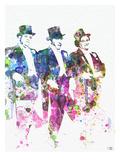 Three Stooges Kunstdrucke von  NaxArt