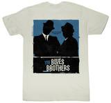 Blues Brothers - Minimalism T-skjorte