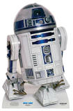 R2-D2 Silhouettes découpées en carton