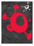 Abstract Splash Theme 11 Poster av  NaxArt