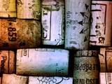 Various Wine Corks Photographic Print by Chris Schäfer