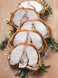 Porchetta with Rosemary and Pepper Crust (Italy) Fotografie-Druck