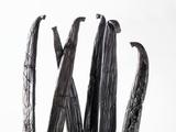 Several Vanilla Pods Fotografie-Druck