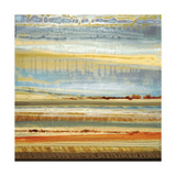 Earth Layers I Giclee Print by Selina Rodriguez