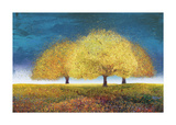Dreaming Trio Giclee Print by Melissa Graves-Brown