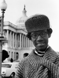 Shirley Chisholm - 1969 Photographic Print by Maurice Sorrell