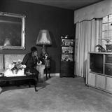 Mahalia Jackson - 1960 Fotografisk trykk av William Lanier