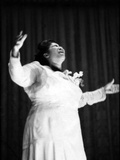 Mahalia Jackson - 1960 Photographic Print by Ellsworth Davis