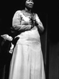 Mahalia Jackson - 1960 Photographic Print by Ellsworth Davis