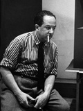 Langston Hughes Reproduction photographique par G. Marshall Wilson