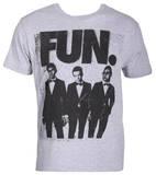 Fun. - Tux (slim fit) T-Shirts