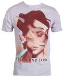 Tegan and Sara - Prism (slim fit) T-paita