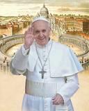 Papa Francisco Pósters por Maurilio Boldrini