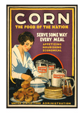 Corn  the Food of the Nation