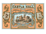 Castle Hall, Cuban Tobacco Factory Posters