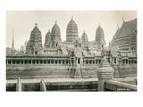 Angkor Wat Photograph Pósters