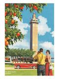 Citrus Tower, Clermont, Florida Julisteet