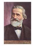 Giuseppe Verdi Poster