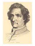 Johann Wolfgang Von Goethe Posters