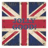 Jolly Good! Affiches par Sam Appleman