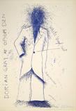Dorian Gray, Opium Edição premium por Jim Dine