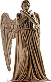 Weeping Angel - Doctor Who Lifesize Standup Cardboard Cutouts