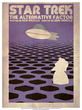 Star Trek Episode 27: The Alternative Factor TV Poster Poster